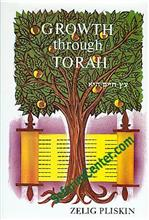 Growth Through Torah - Rabbi Zelig Pliskin