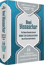 Bnei Yisaschar : The Holiness of Shabbos And Rosh Chodesh