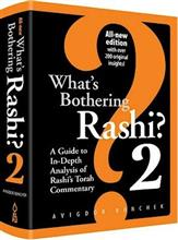 What's Bothering Rashi? 2 [New Edition]